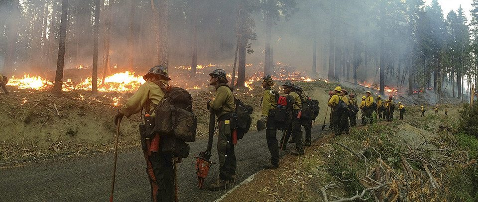 Yarnell fire- Hotshots